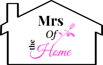 mrs of the home logo